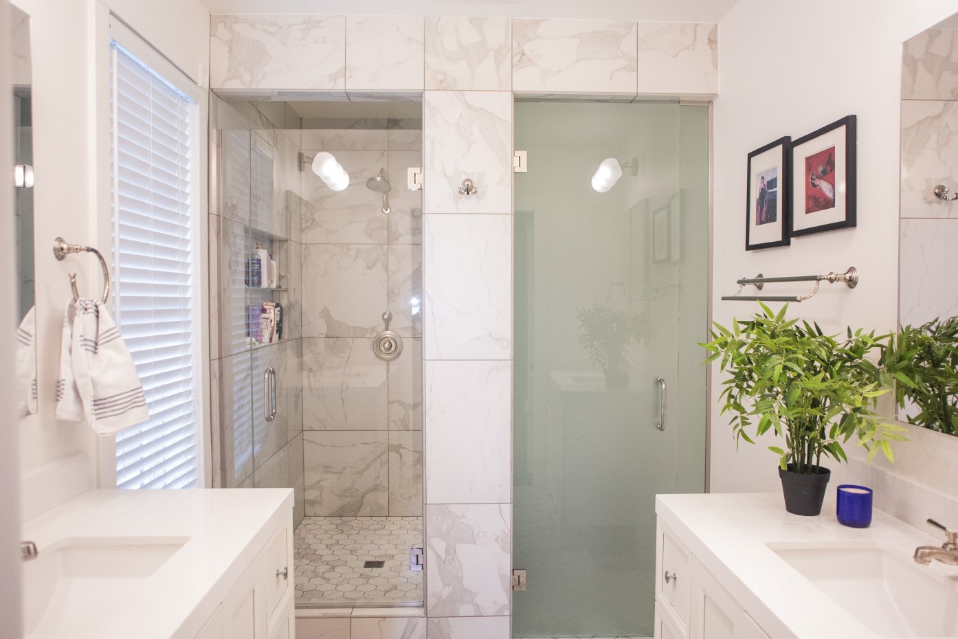 Bathroom Remodel by Twice the Measure
